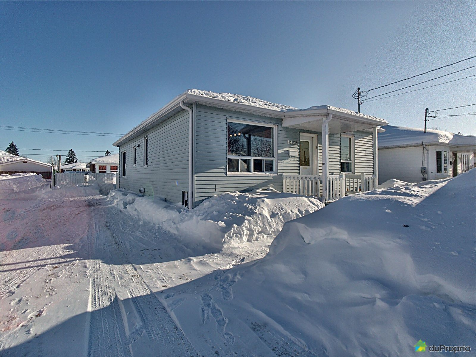 Buildings - 1421 11e Avenue, Shawinigan (Grand-Mère) for sale