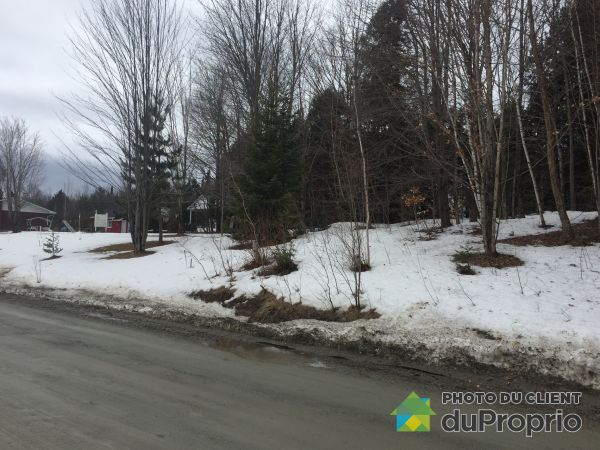 Lot -  rue de la Ringuette, Sherbrooke (Rock Forest) for sale