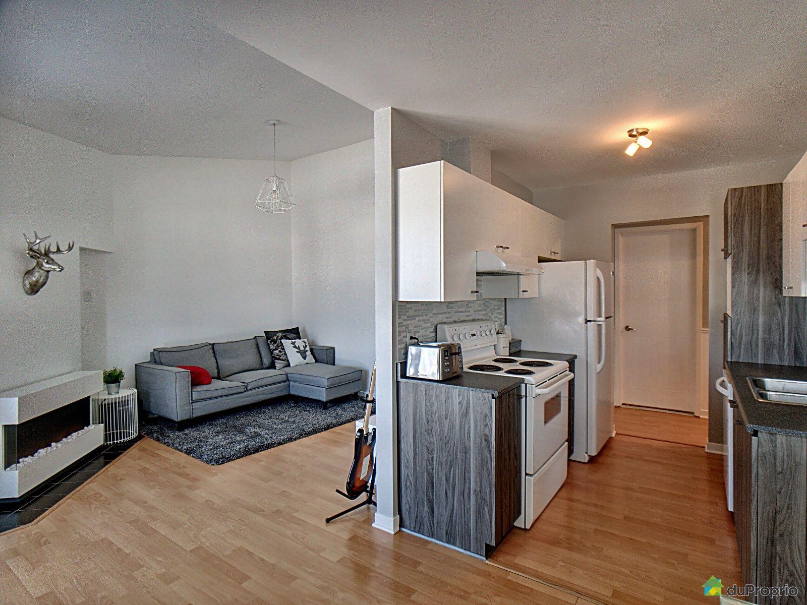 Living Room - 304-710 rue Bélanger, St-Jérôme (Lafontaine) for sale