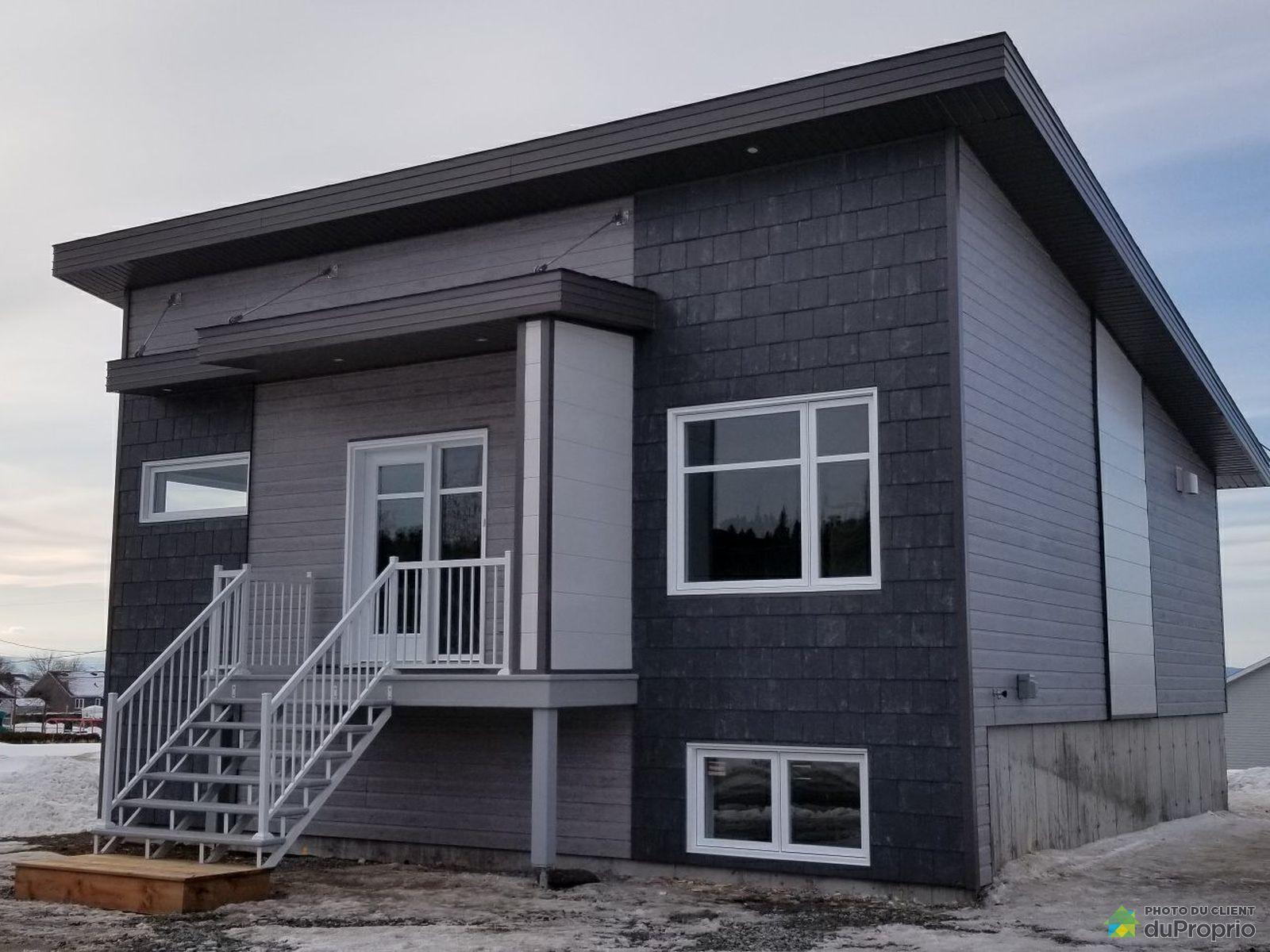 94 rue Agnès-Giguère - Par Construction Sublime Inc., Rivière-Du-Loup for sale