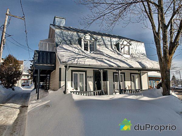 Bâtisse - 2087-2089, Beauport à vendre