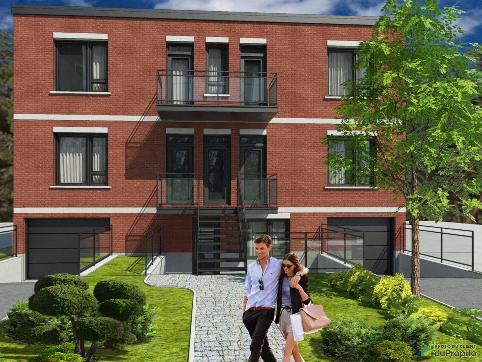 10165, rue de Lille - Par Construction Gaudreau & Fils, Ahuntsic / Cartierville à vendre