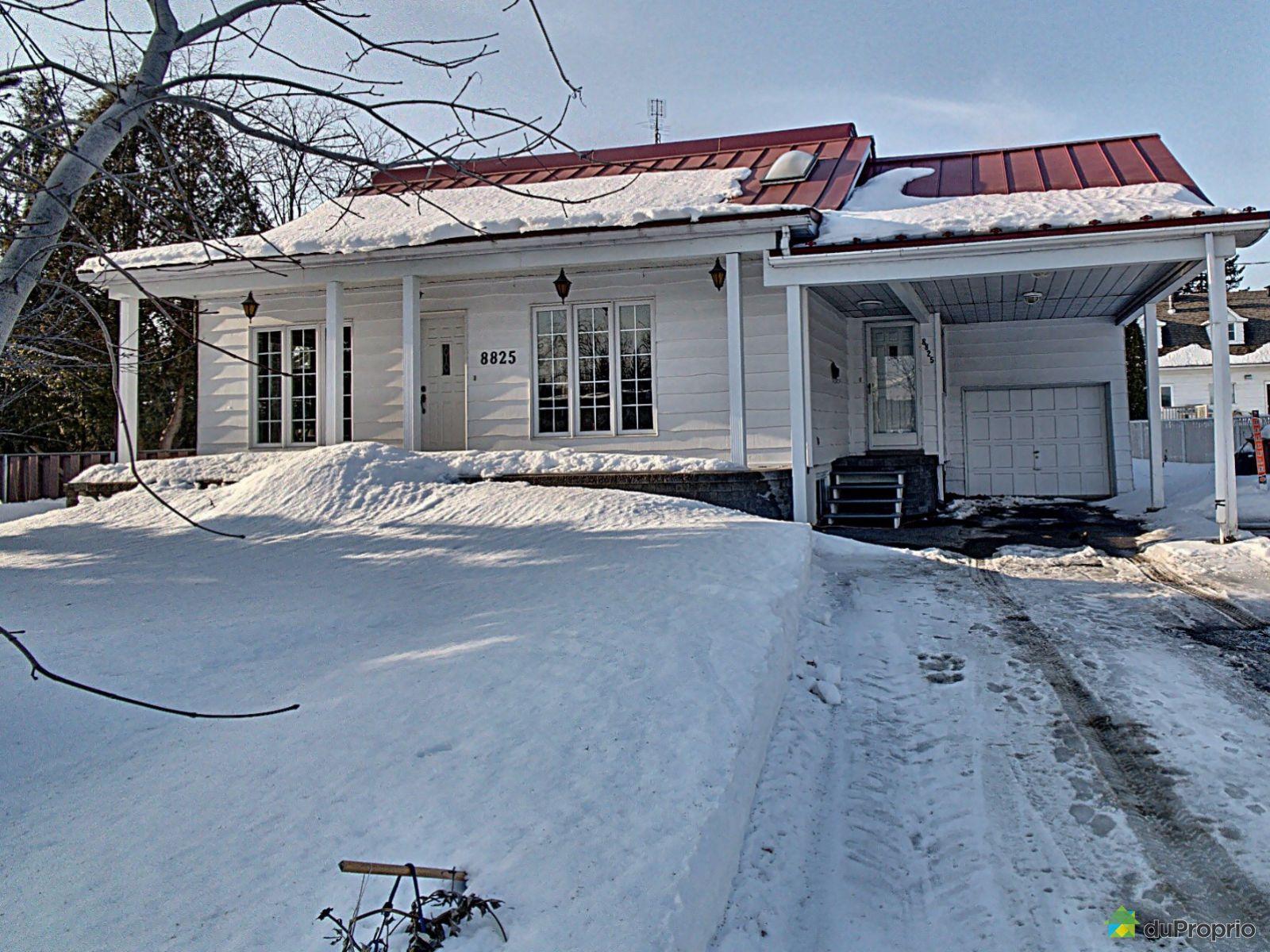 Winter Front - 8825 avenue Gravel, St-François for sale