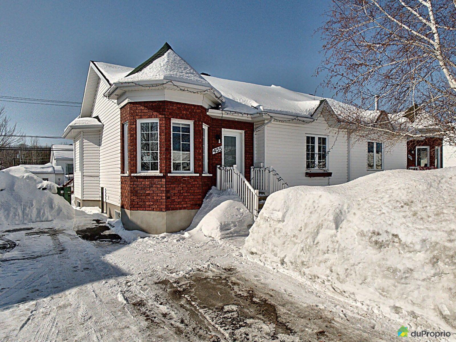 455 rue de la Sablière, Trois-Rivières (Pointe-Du-Lac) for sale