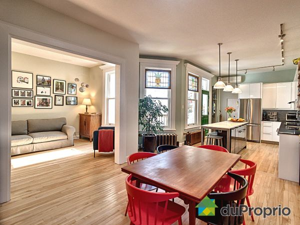 Property sold in Outremont