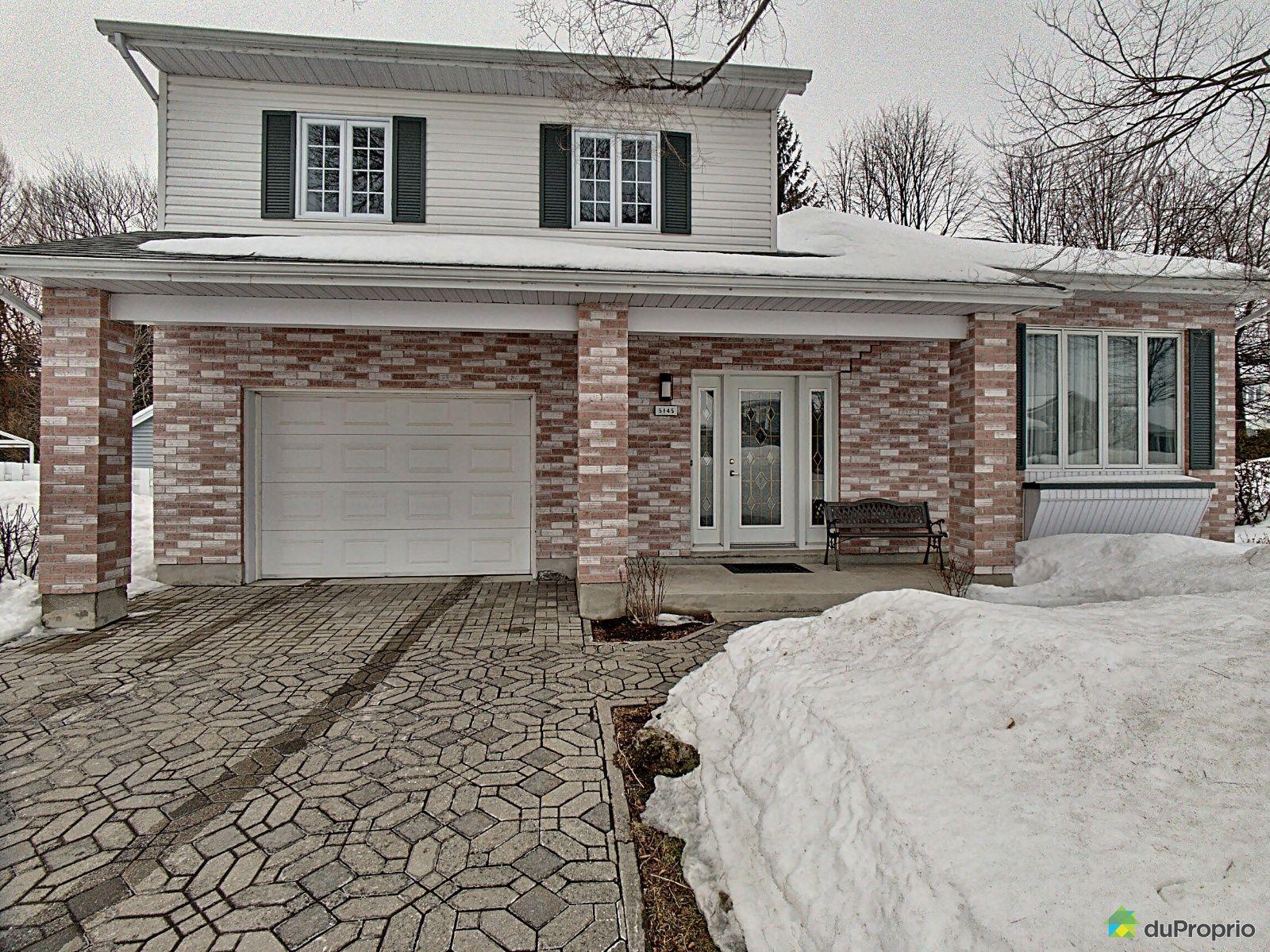 5145 rue de Tilly, Trois-Rivières (Trois-Rivières-Ouest) for sale
