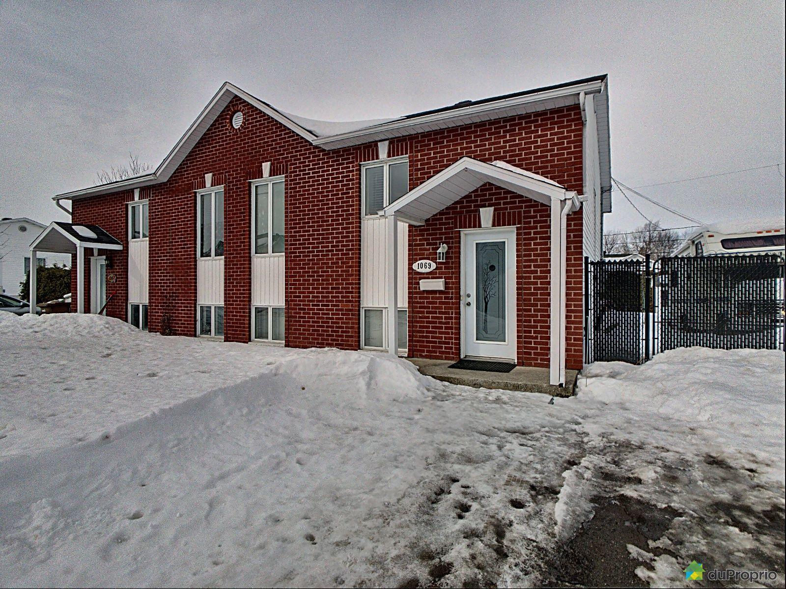 1069, 1re allée, Drummondville (St-Nicéphore) à vendre
