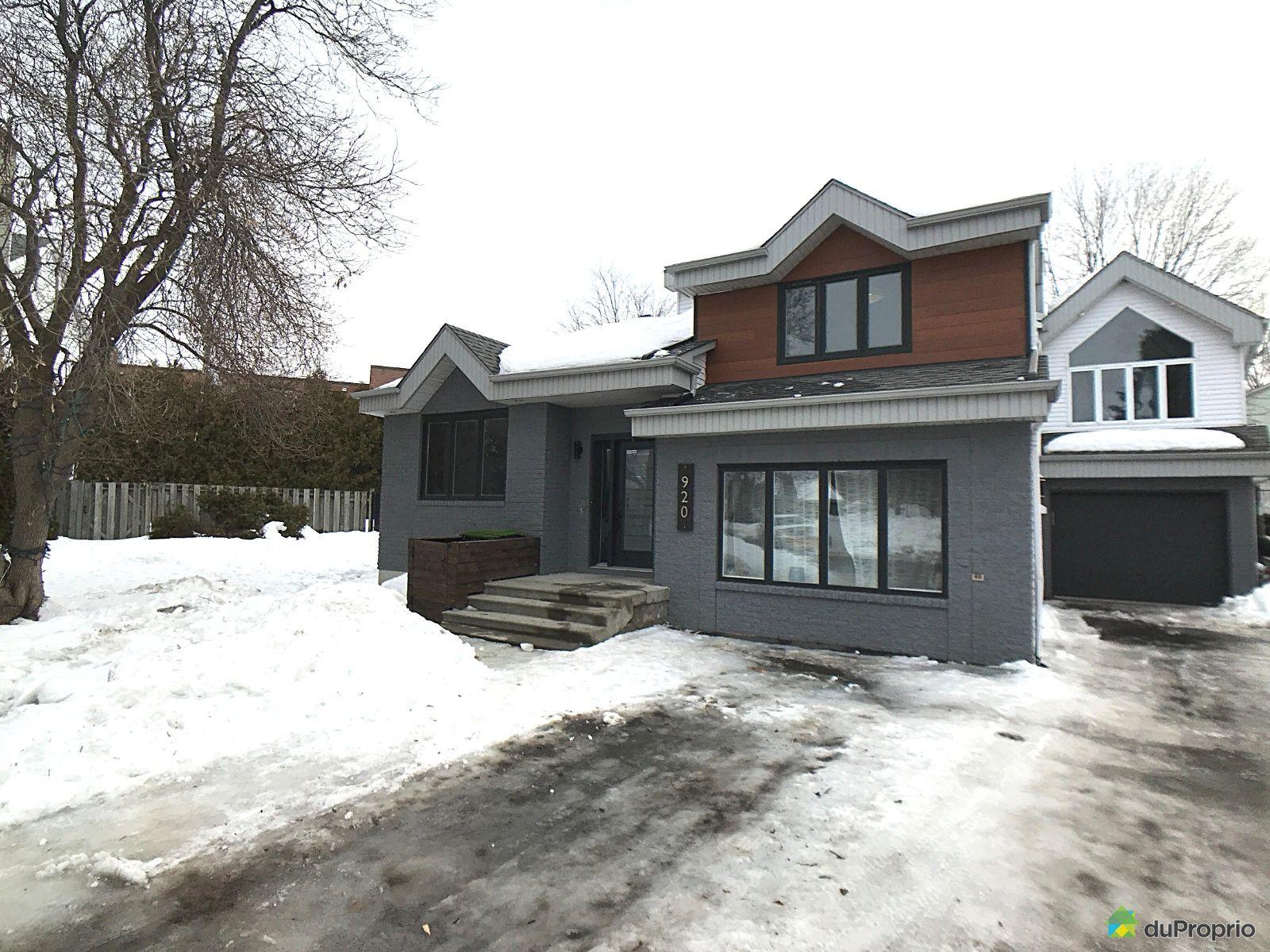 Winter Front - 920 avenue de Péribonka, Boisbriand for sale