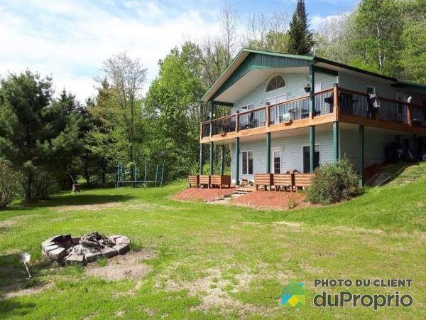 140 chemin du Petit-Cayamant, Lac-Cayamant for sale