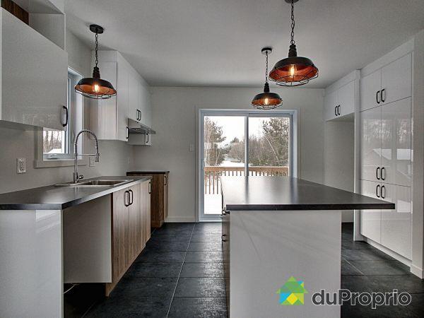 395, rue du Chardonnay - Modèle Stoneham - Quartier Le Vigneron - Par Les Entreprises Lachance, Drummondville (Drummondville) à vendre