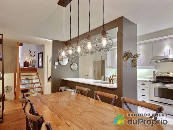 Salle à manger - 2-575, rue Gérard-Morisset, Saint-Sacrement à vendre