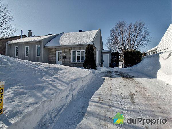 455, rue Lemay, Trois-Rivières (Trois-Rivières-Ouest) à vendre