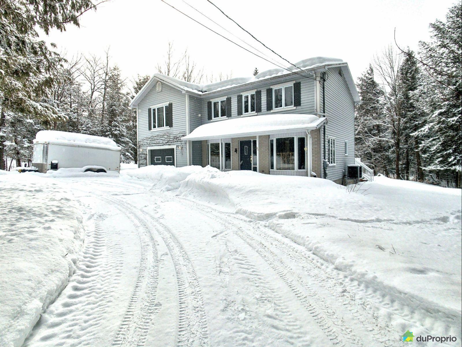 Winter Front - 81 rue de la Falaise, Magog for sale