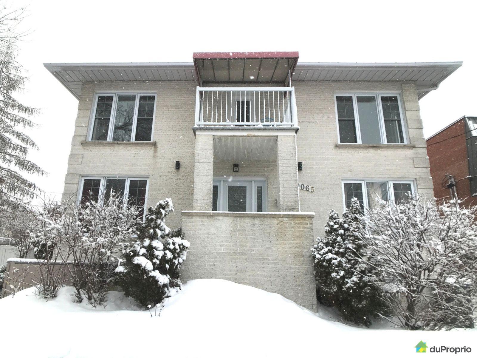 Bâtisse - 9063-9065, rue Rousseau, Mercier / Hochelaga / Maisonneuve à vendre