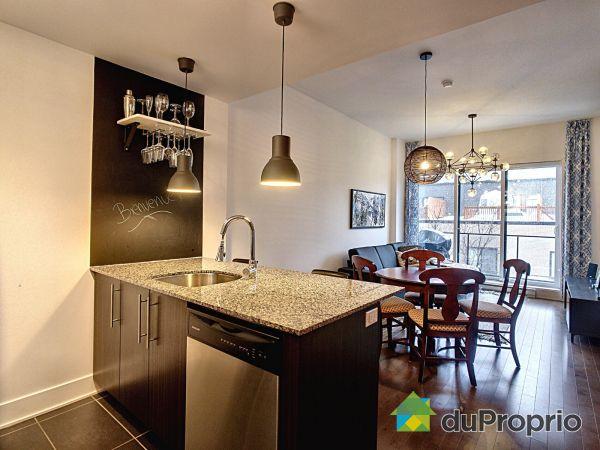 Open Concept - 415-7230 rue Alexandra, Villeray / St-Michel / Parc-Extension for sale