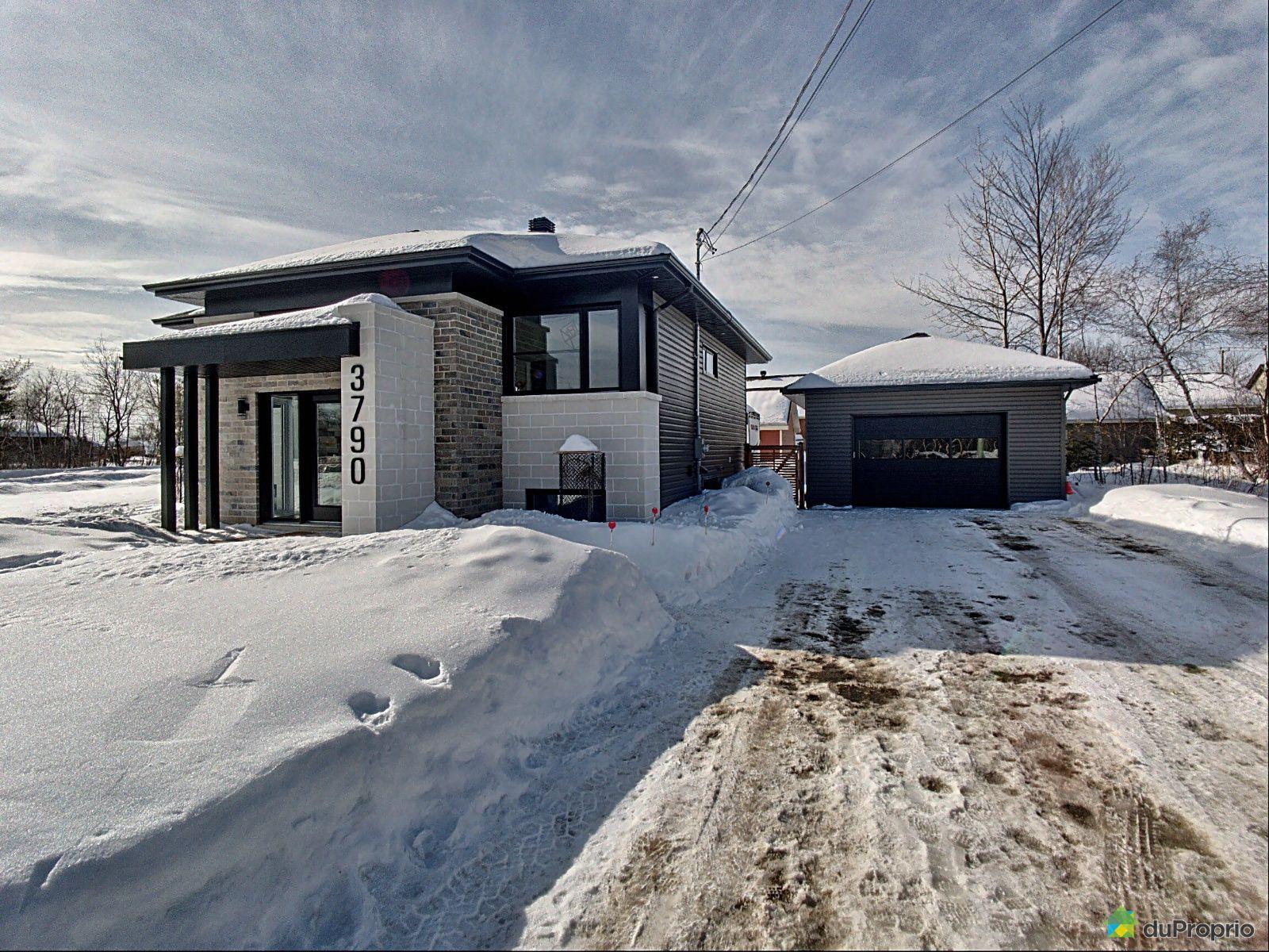 Winter Front - 3790 avenue Jacques-Dolbec, Shawinigan (Shawinigan-Sud) for sale