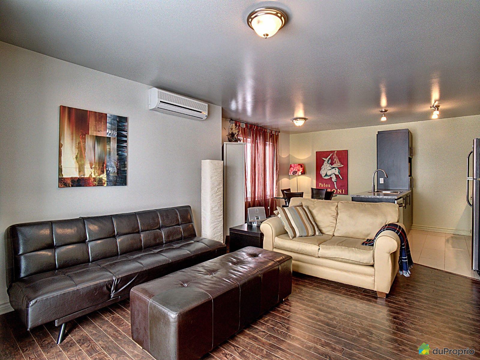 Living / Dining Room - 2-2702 rue de la Garonne, Trois-Rivières (Trois-Rivières-Ouest) for sale