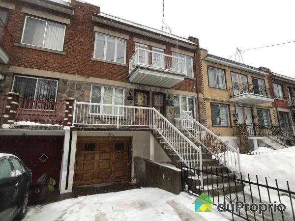 Winter Front - 7591 rue Rousselot, Villeray / St-Michel / Parc-Extension for sale