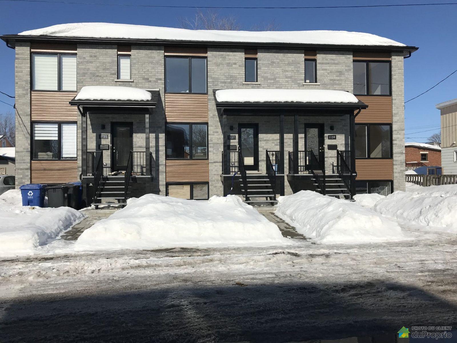 1165, rue Marmier- Par Solution Habitation, Longueuil (Vieux-Longueuil) à vendre