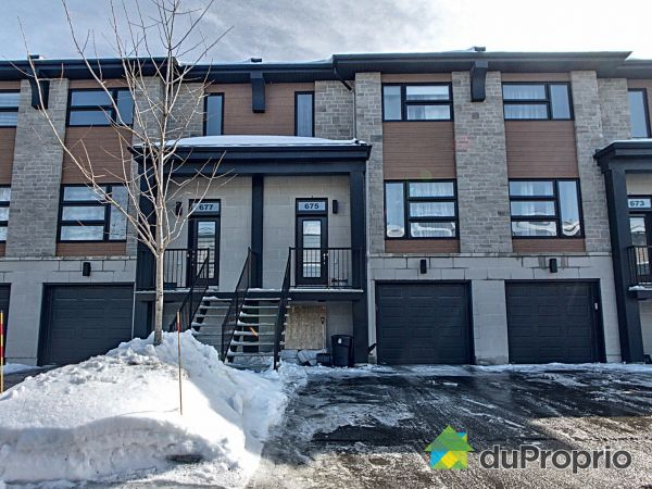 View - 675 rue Papineau, Boisbriand for sale
