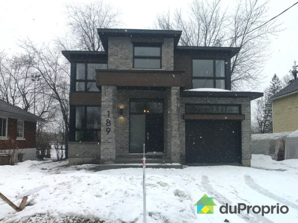 189 rue de Springfield, Longueuil (Greenfield Park) for sale