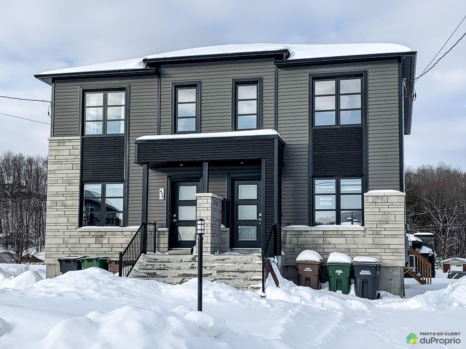 477 rue des Semailles - Le Charlie - Par Construction MF Guillemette, Sherbrooke (Fleurimont) for sale