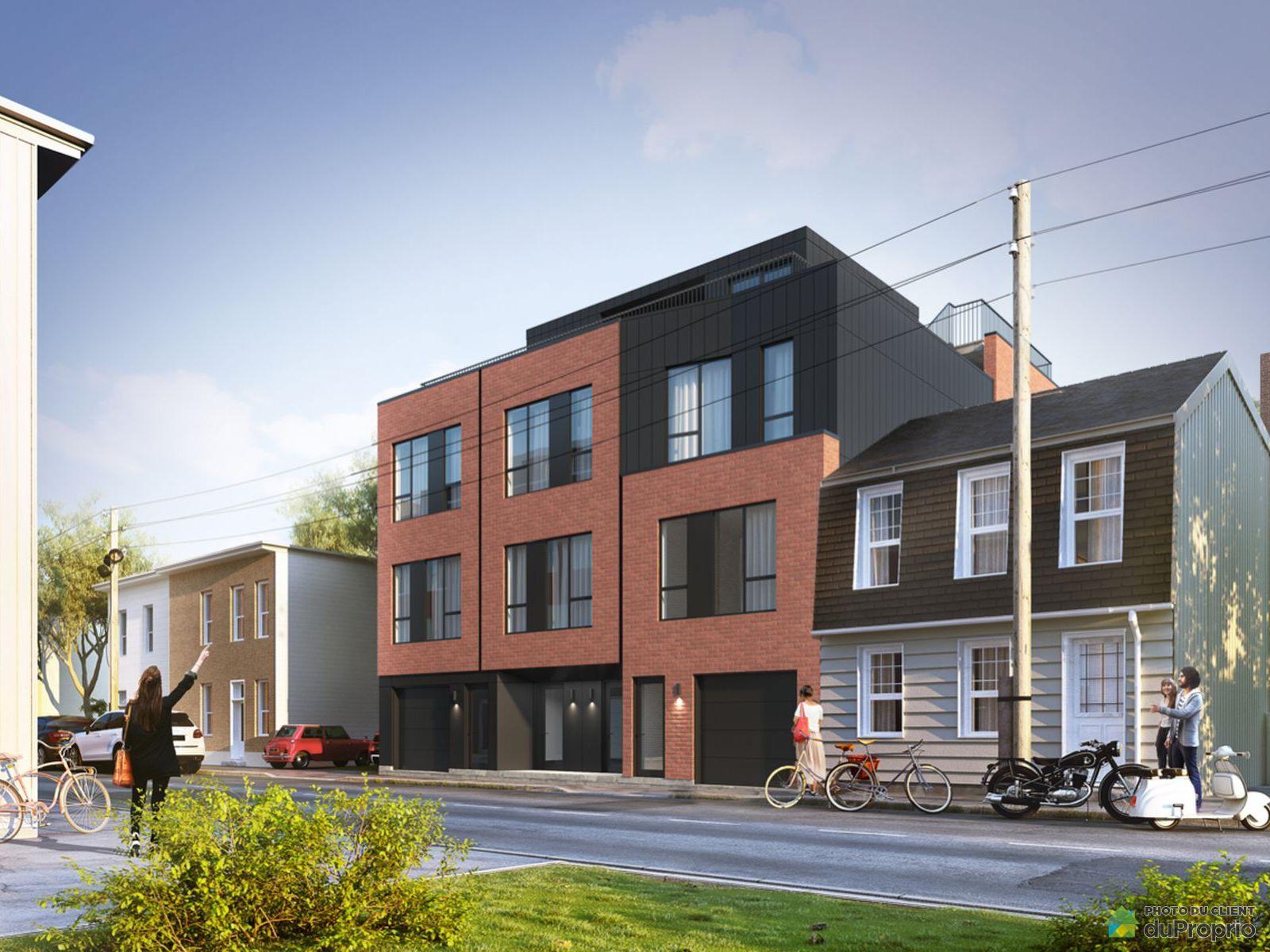 623-627 rue Raoul-Jobin, Saint-Sauveur for sale