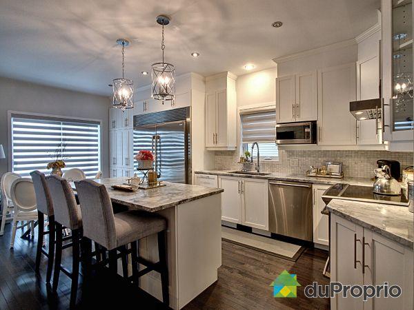 Kitchen - 4997 rue Cherrier, Chomedey for sale