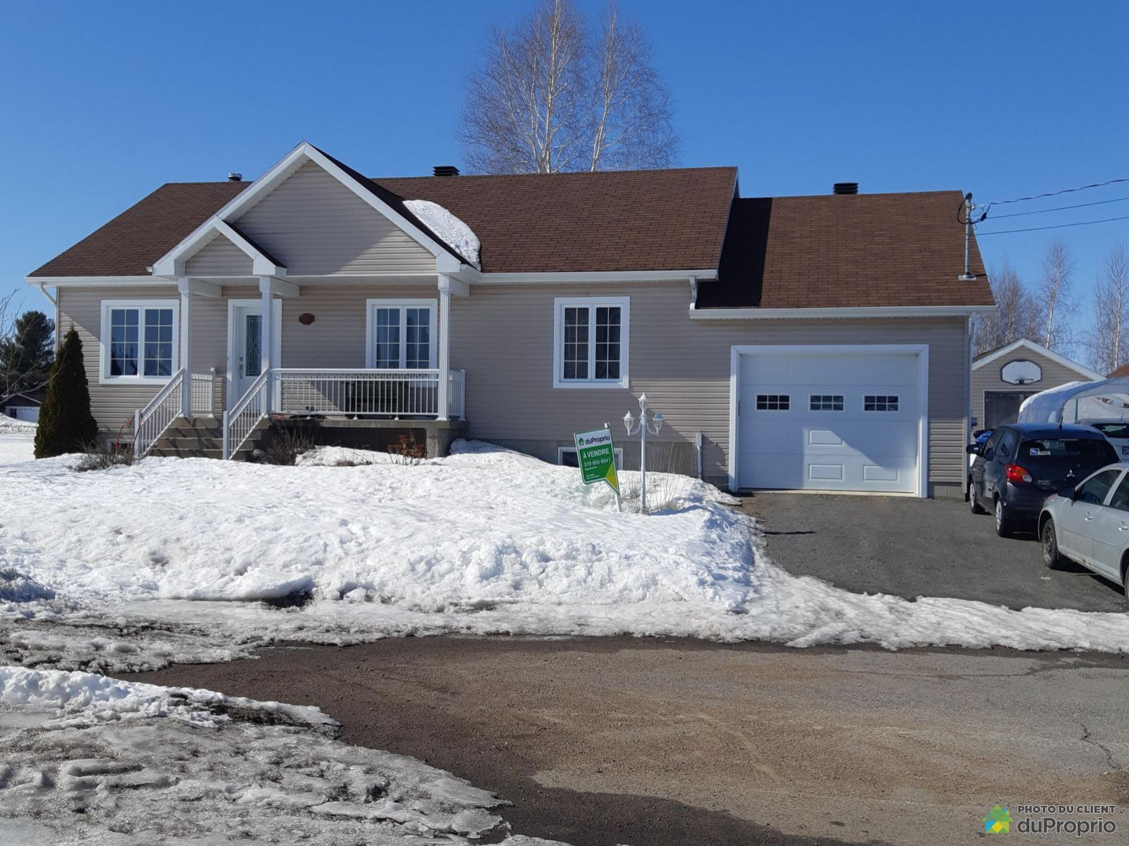 270 rue Flore-Trudel, St-Narcisse for sale