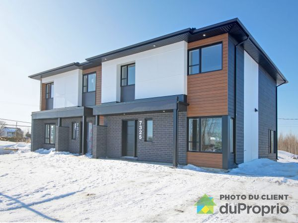 7325 rue de la Courtoisie - District 55 - Par Les Habitations Paris et Frères Inc., Trois-Rivières (Trois-Rivières-Ouest) for sale