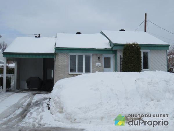 Winter Front - 125 rue Aimé-Lantier, Loretteville for sale
