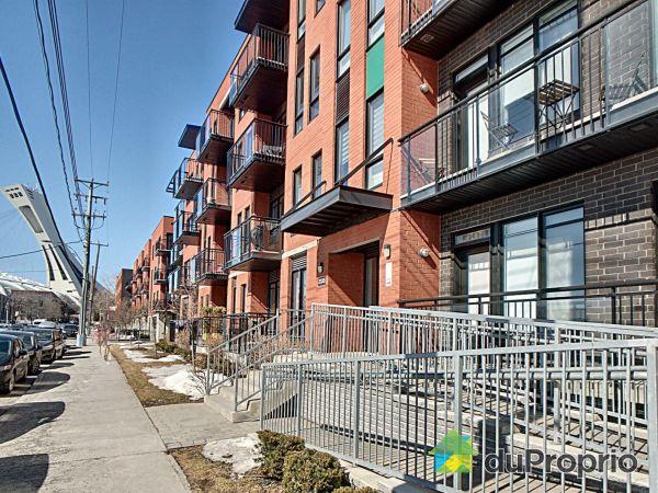 Bâtisse - 412-2335, avenue Bennett, Mercier / Hochelaga / Maisonneuve à vendre