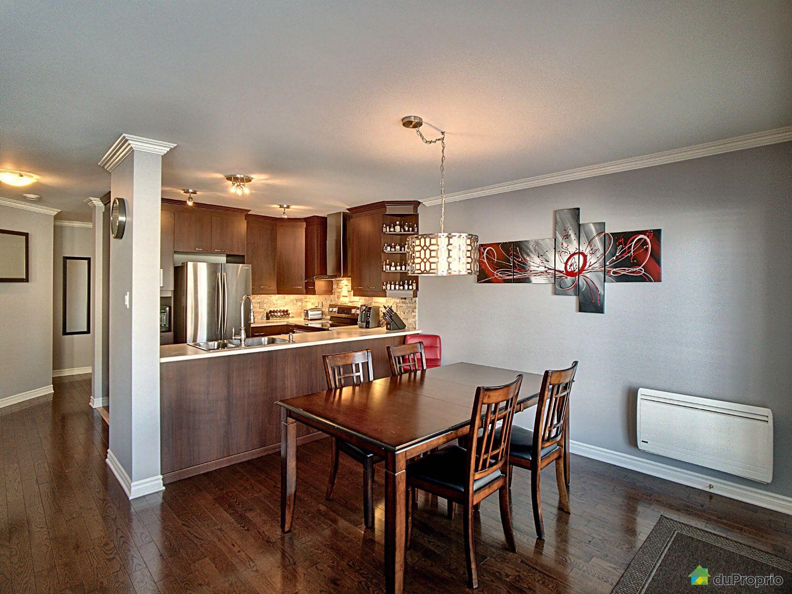 Dining Room - 1-15856 rue Victoria, Pointe-Aux-Trembles / Montréal-Est for sale