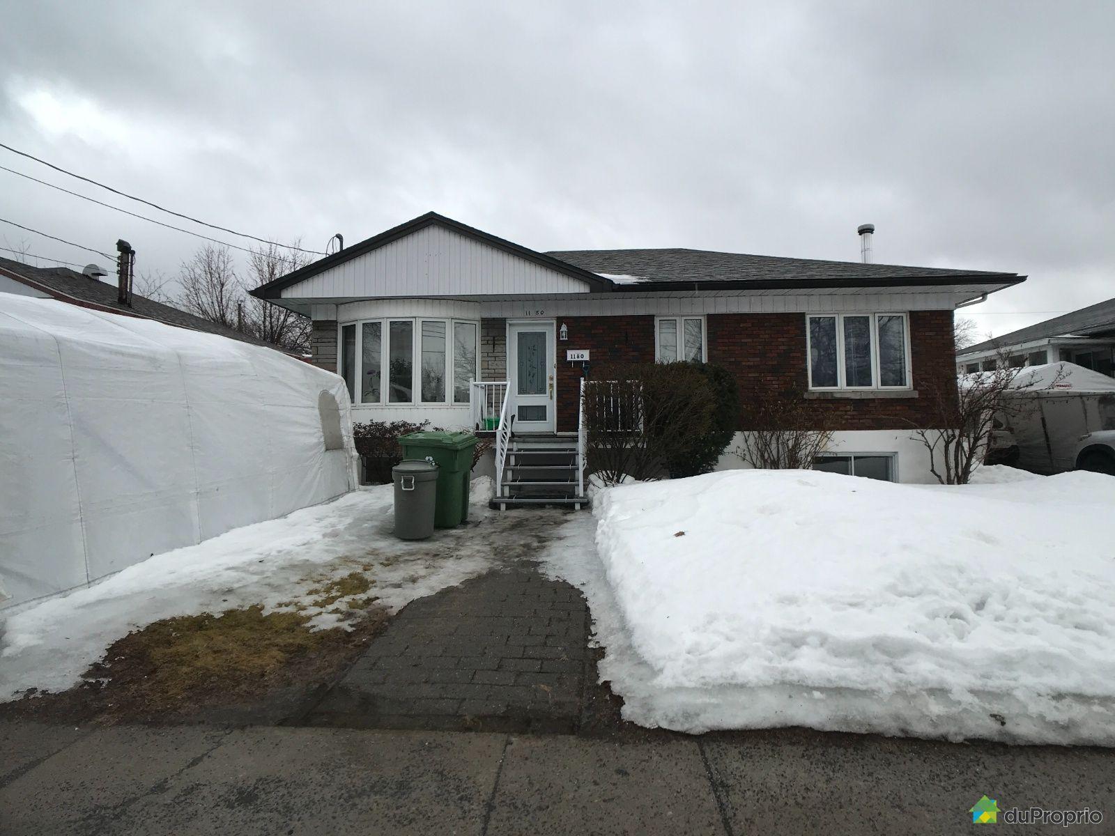 1180, 48e Avenue, Pointe-Aux-Trembles / Montréal-Est à vendre