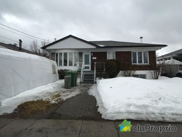 Winter Front - 1180 48e Avenue, Pointe-Aux-Trembles / Montréal-Est for sale