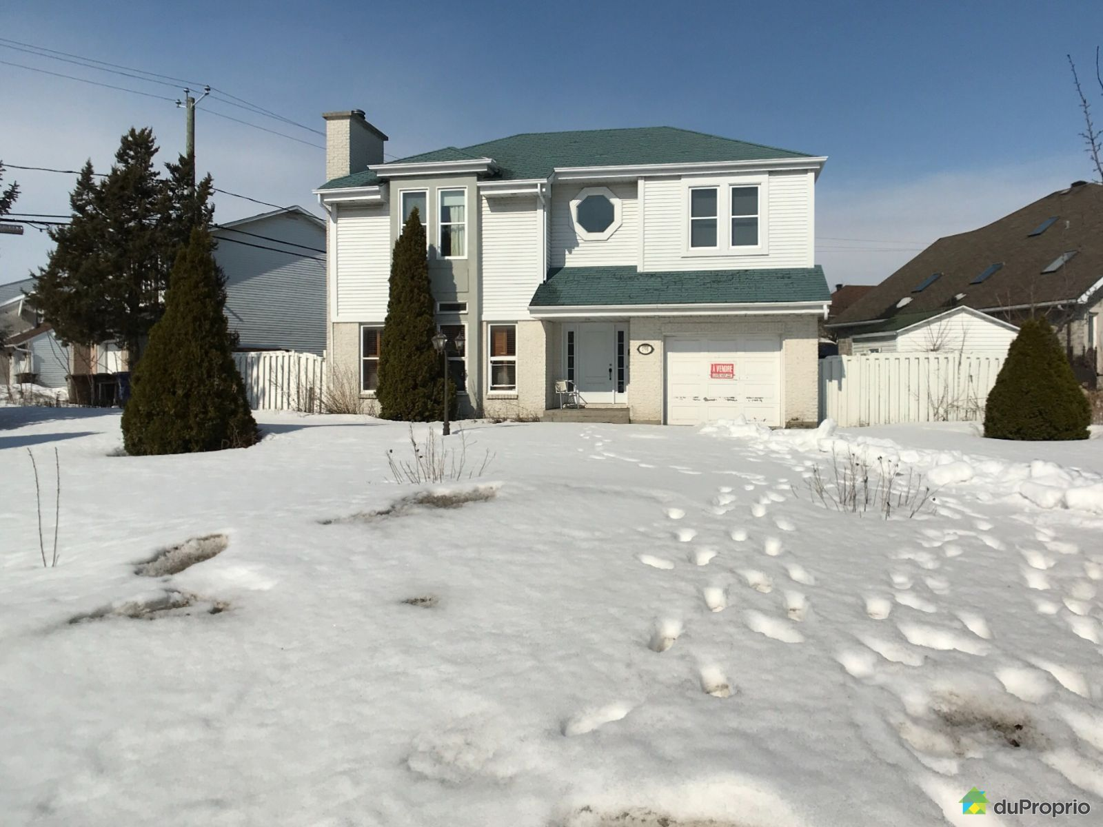 Winter Front - 791 boulevard Basile-Routhier, Repentigny (Repentigny) for sale