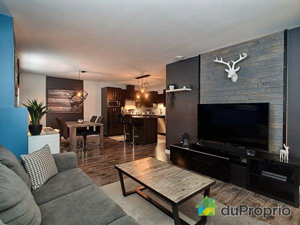 Living Room - 101-9905 boulevard de l'Ormière, Neufchatel for sale