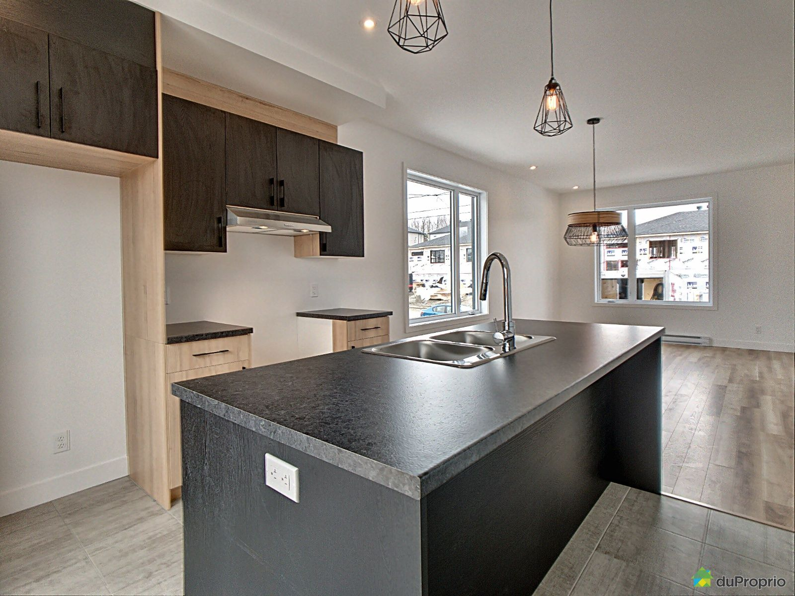 rue d'Hochelaga - Secteur Cité de la tour - Par Construction RPLH, Sherbrooke (Rock Forest) for sale