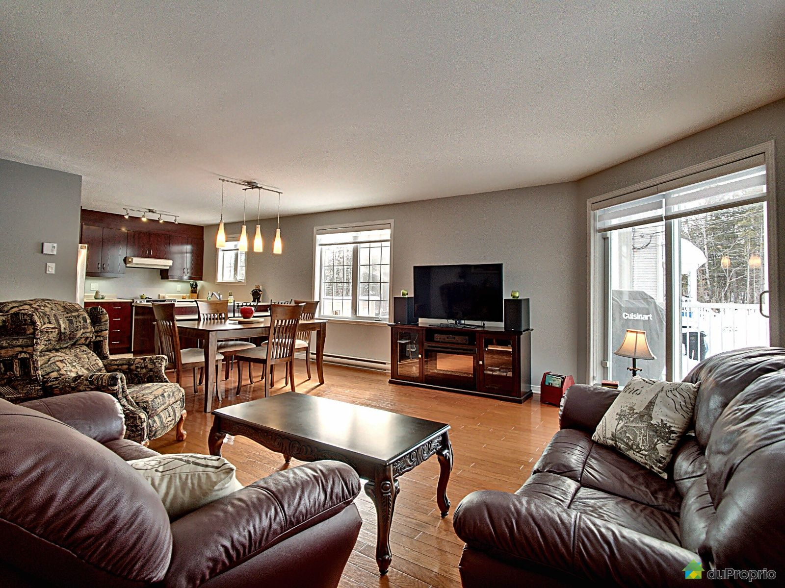 Overall View - 6659 rue Vézina, St-Émile for sale