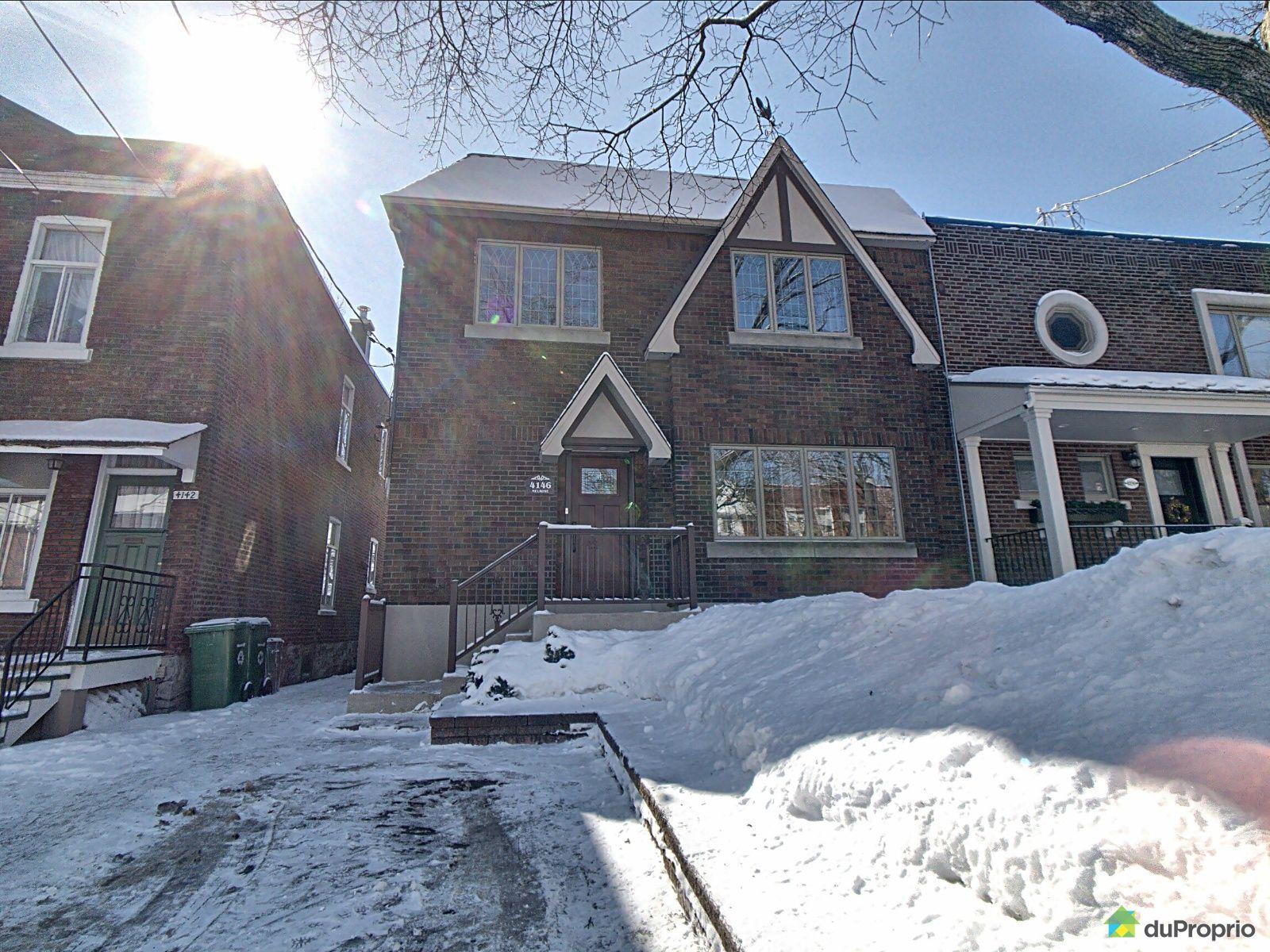 4146 avenue Melrose, Côte-des-Neiges / Notre-Dame-de-Grâce for sale