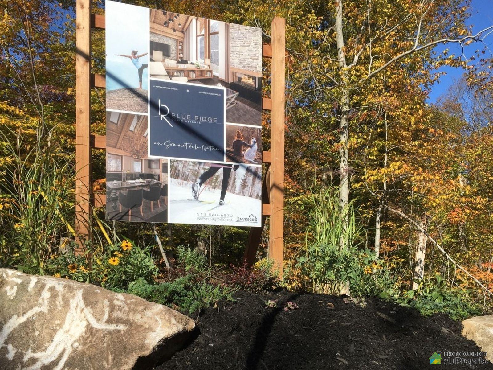 rue du Panorama - Projet Blue Ridge - Par Invesco Habitations, Morin-Heights for sale