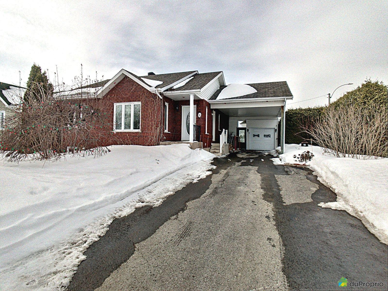Property sold in Trois-Rivières (Ste-Marthe-Du-Cap)