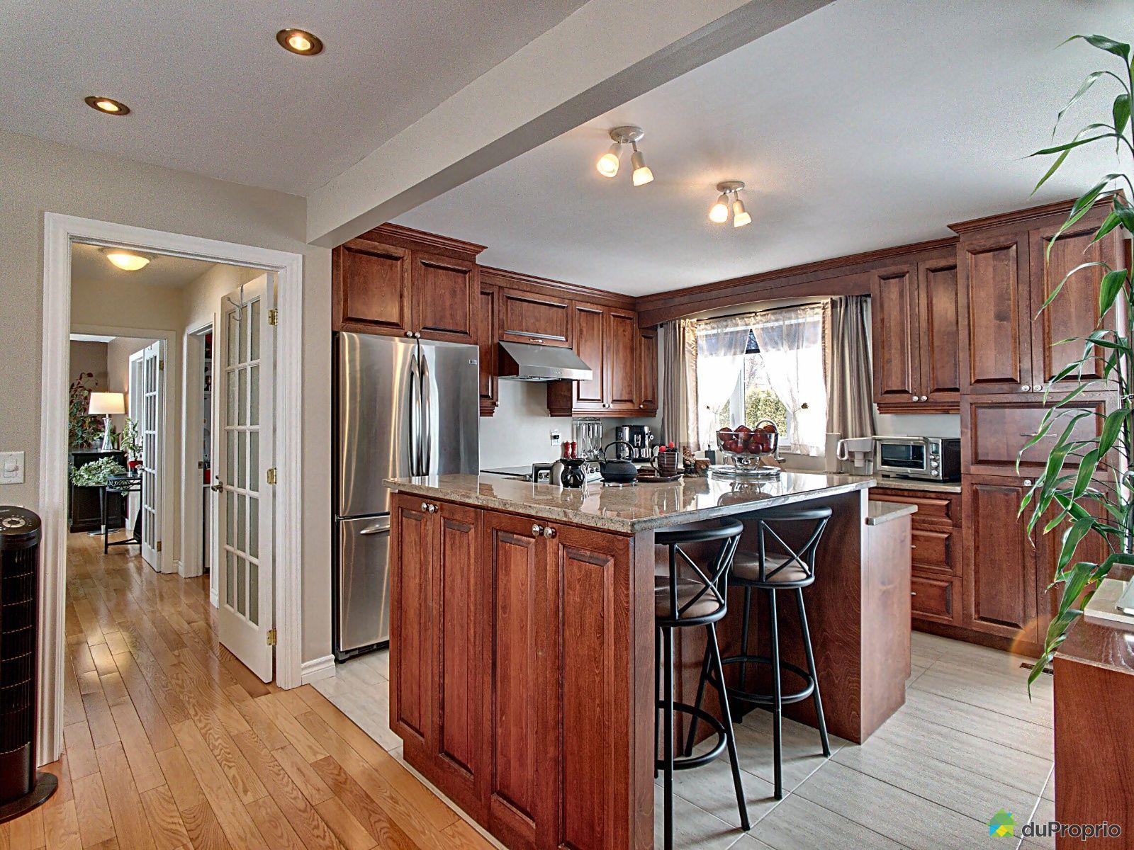 Kitchen - 3402 avenue des Platanes, Charlesbourg for sale