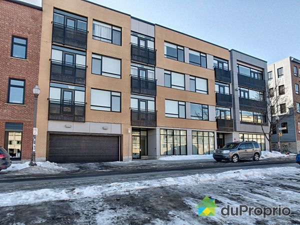 Winter Front - 310-235 rue Saint-Vallier Est, Saint-Roch for sale