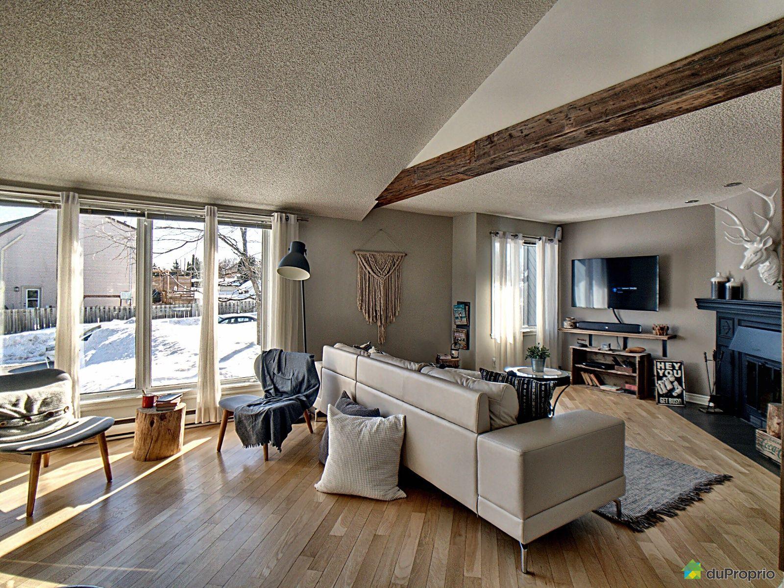 Living Room - 774 rue de Monnoir, Terrebonne (Terrebonne) for sale