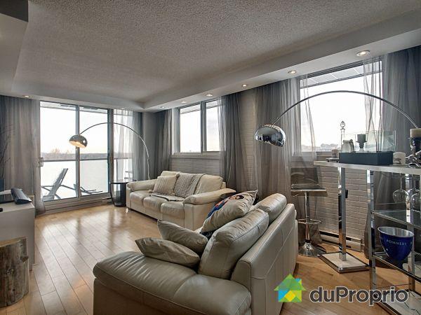 Salon - 802-4950, rue de la Savane, Côte-des-Neiges / Notre-Dame-de-Grâce à vendre