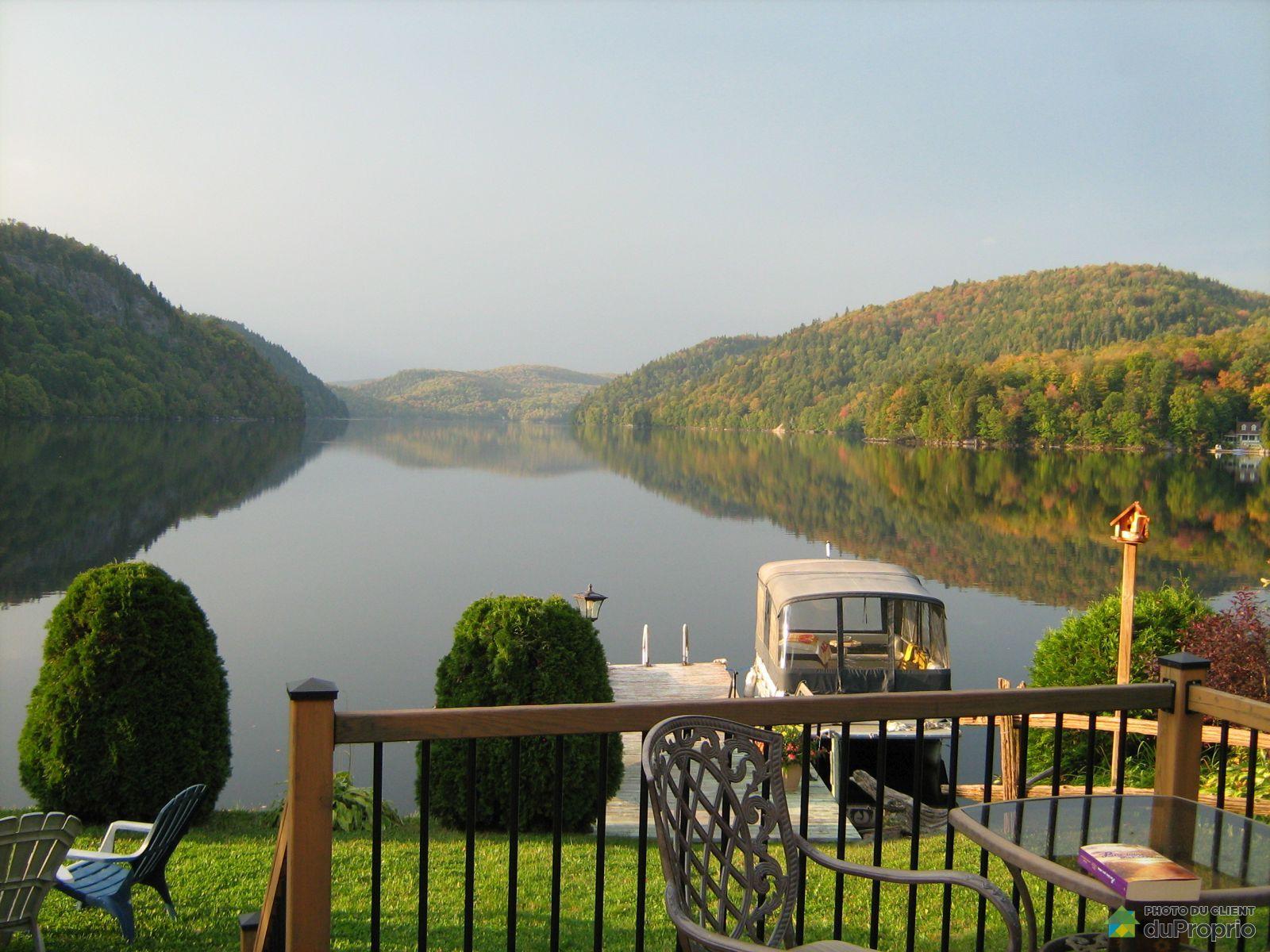 300 chemin du Lac-du-Jésuite, Ste-Thecle for sale