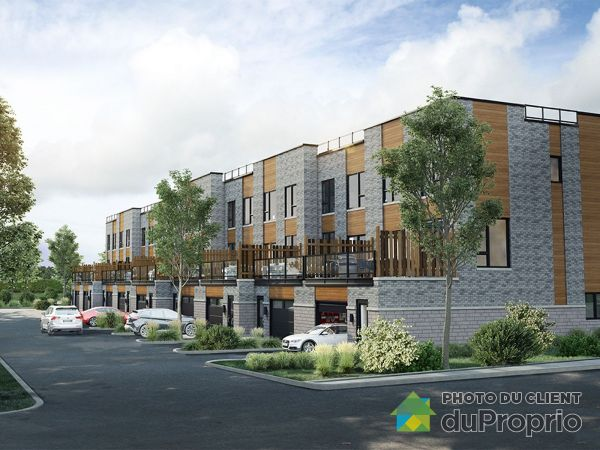 809, rue de la Littérature - Par Solico Construction, Gatineau (Gatineau) à vendre