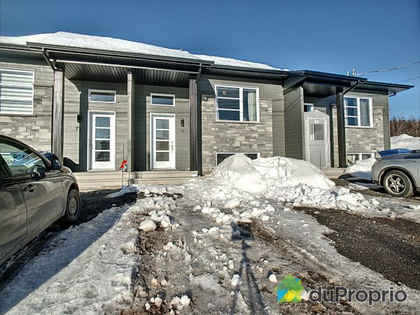 Winter Front - 73 rue Grenier, St-Apollinaire for sale
