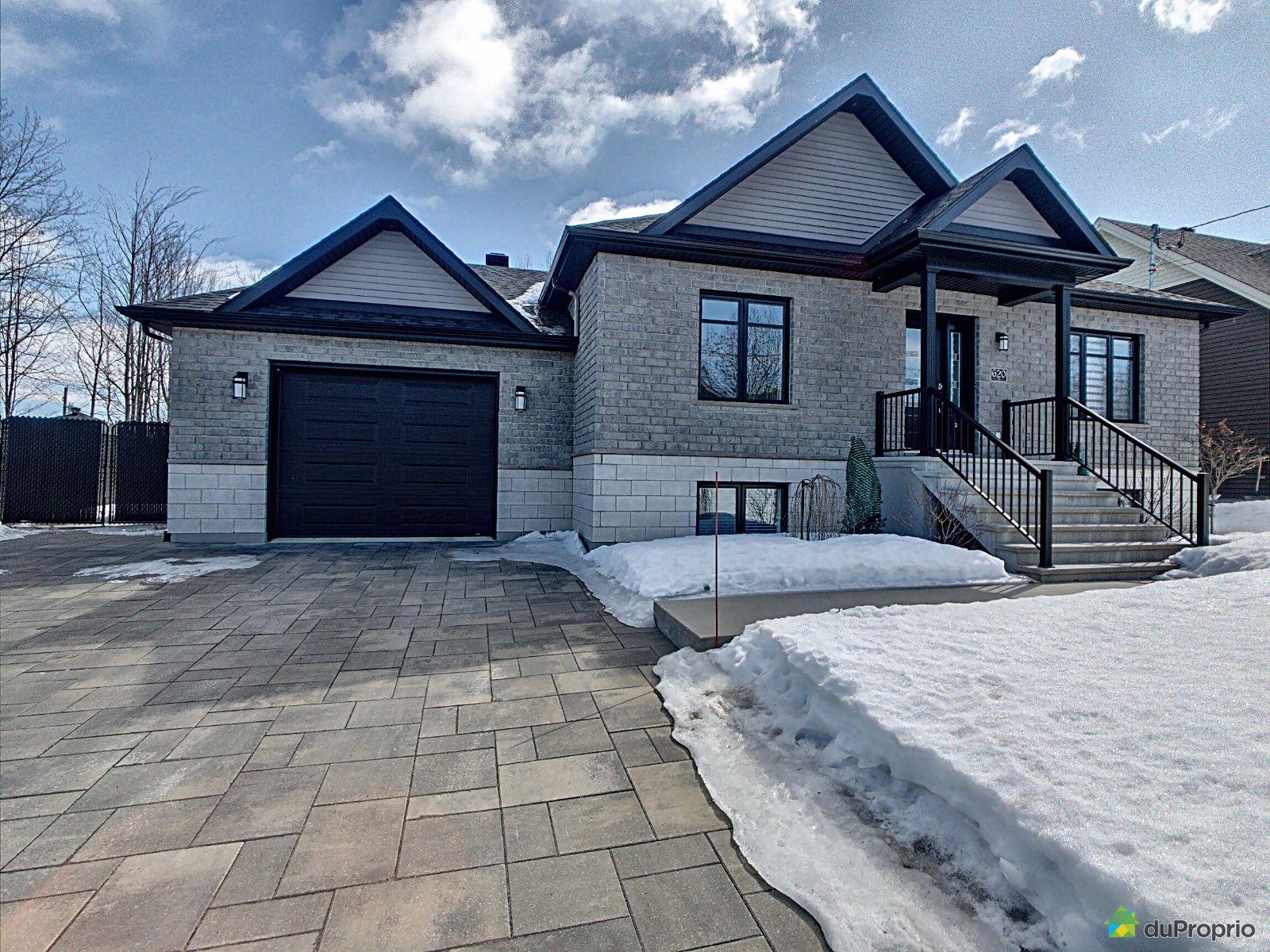 Winter Front - 620 rue du Riesling, Drummondville (Drummondville) for sale
